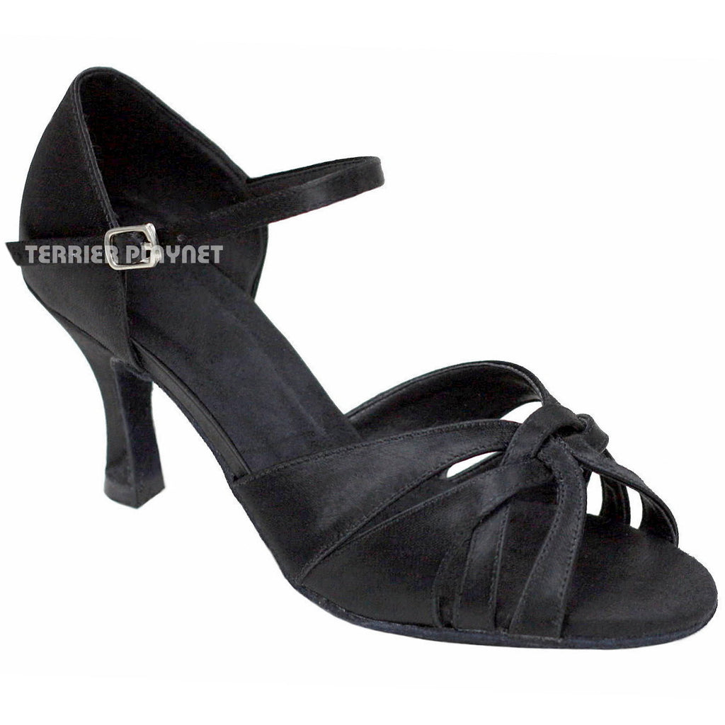 Black Women Dance Shoes D883