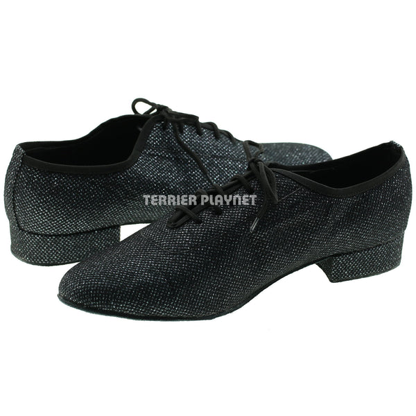 Black Men Dance Shoes M58