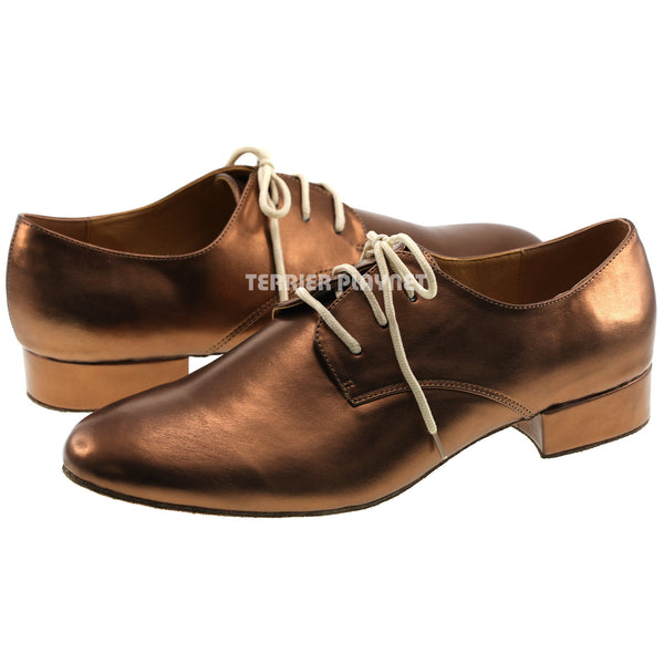 Bronze Men Dance Shoes M63
