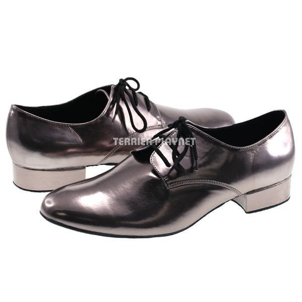 Gray Men Dance Shoes M64