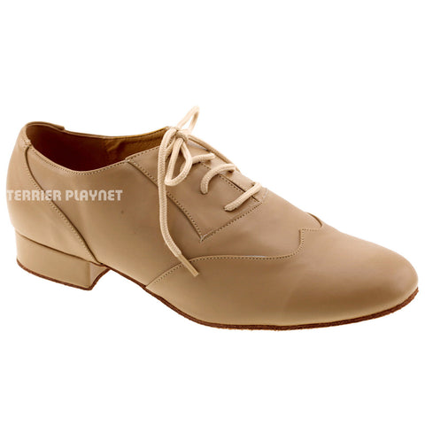 Light Brown Men Dance Shoes M68
