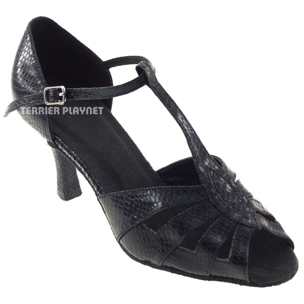 Black Women Dance Shoes S100