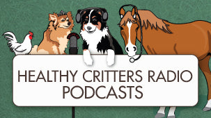 Healthy Critters Radio Podcasts for Animal Lovers