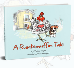 Runtamuffin Tale by Melissa Taylor on Healthy Critters Radio