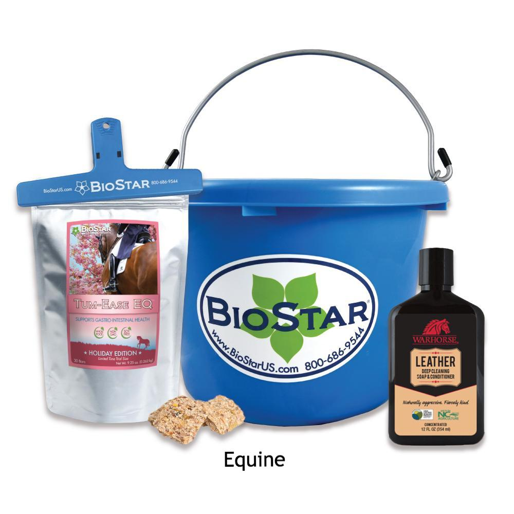 BioStar Gift Buckets for Horses - Special 2017