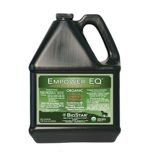 Empower EQ Hemp Seed Oil for Horses | BioStar US