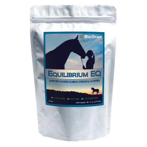 Equilibrium EQ Calming Supplement for Horses | BioStar US