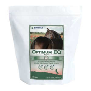 Optimum EQ Multivitamin & Mineral Supplement for Horses | BioStar US
