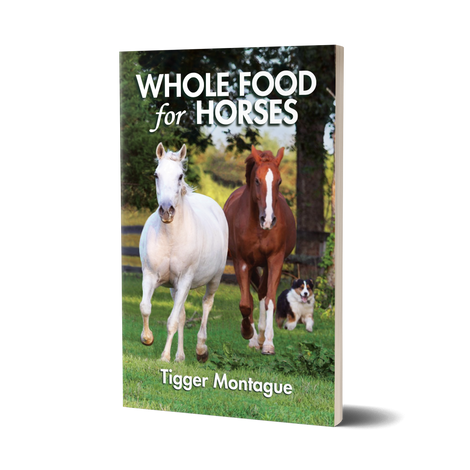 Whole Food for Horses by Tigger Montague | BioStar US