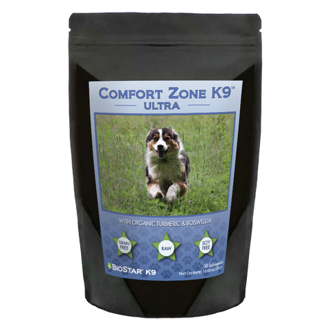 Comfort Zone K9 Ultra anti-inflammatory support | BioStar US