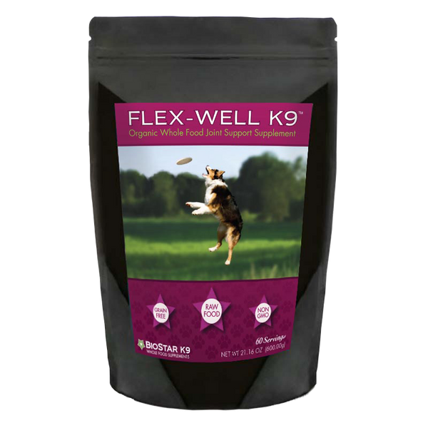 Flex-well K9 Joint Support for Dogs | BioStar US