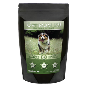 Optimum K9 Whole Food Multivitamin & Mineral for Dogs | BioStar US