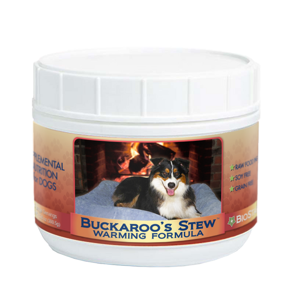 BioStar US | Buckaroo's Stew: Warming Formula for Dogs