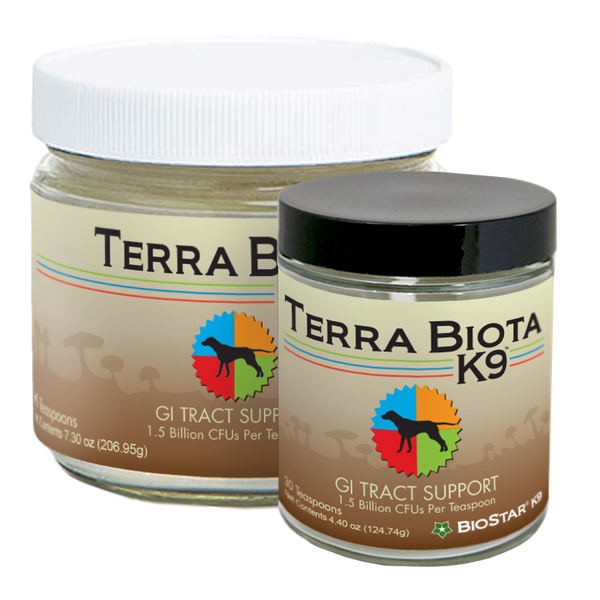 Terra Biota K9 Probiotic for Dogs | BioStar US