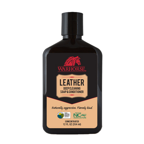WarHorse Leather Soap and Conditioner