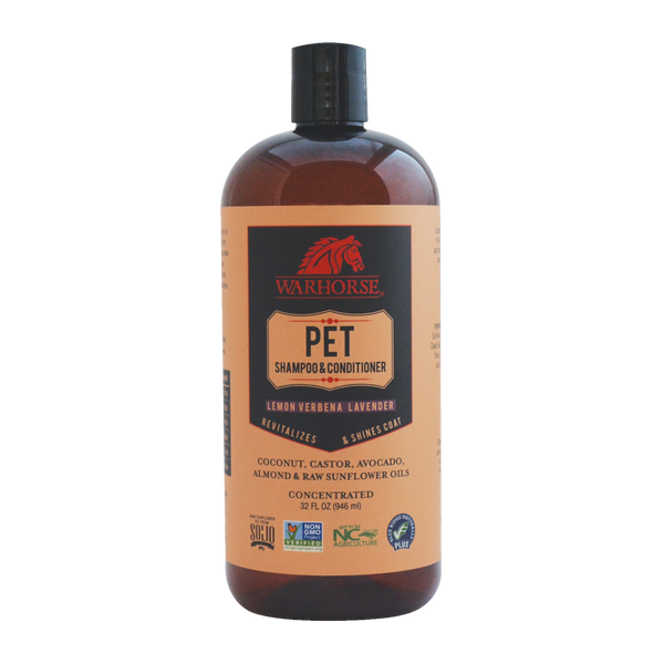 Warhorse Pet Shampoo 32 oz