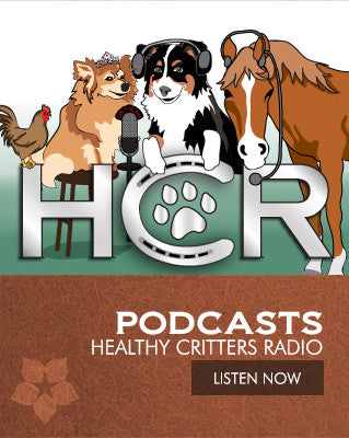 Healthy Critters Radio Podcasts