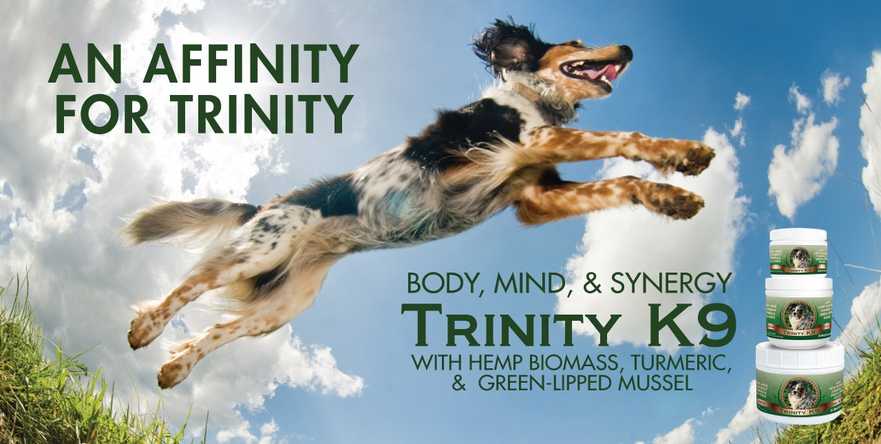 Trinity K9 for dogs | BioStar US