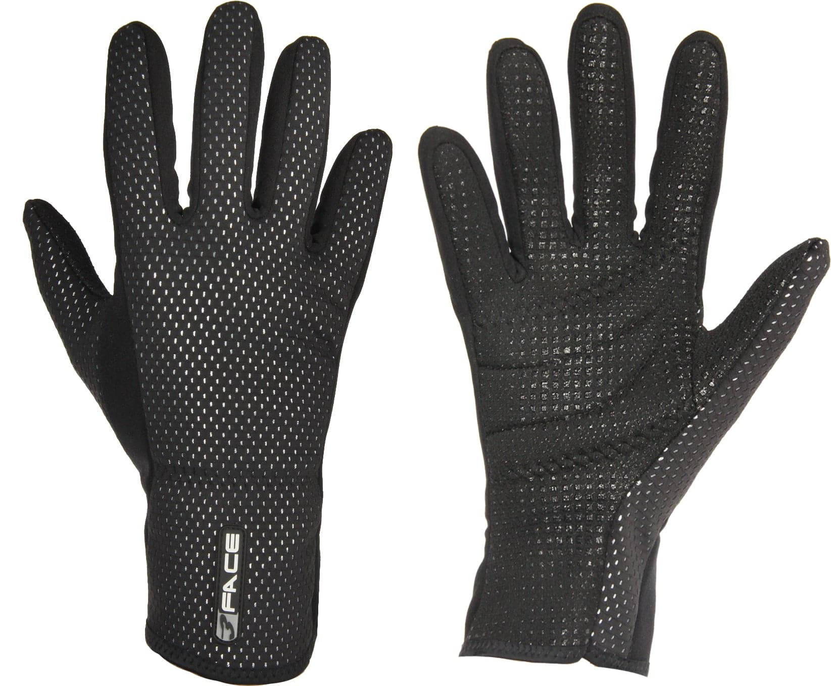 Guanto Invernale Carbon - Threeface