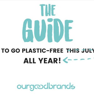 Eco-friendly vegan brand Arture - Plastic Free July