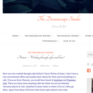 The Dreamscape Studio - 21/02/17