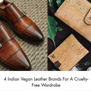 Vegan leather brands for a cruelty free wardrobe - Arture