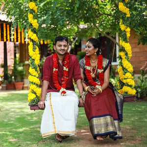 Chennai zero waste wedding