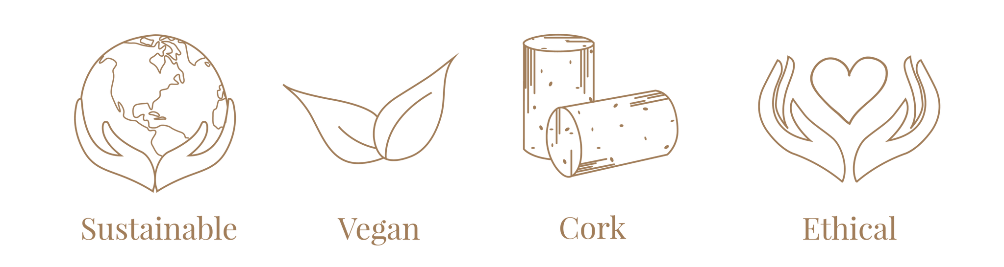 Arture Sustainable Vegan Cork