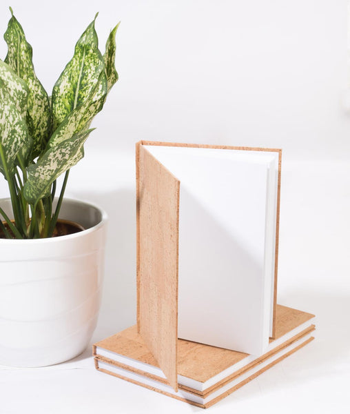Cork Vegan journal by Arture
