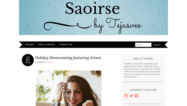 Saoirse Fashion Blog | Arture Cork Accessories | Non Leather