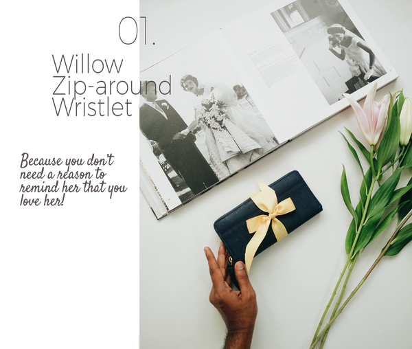 Willow Wristlet - Gift for Wife