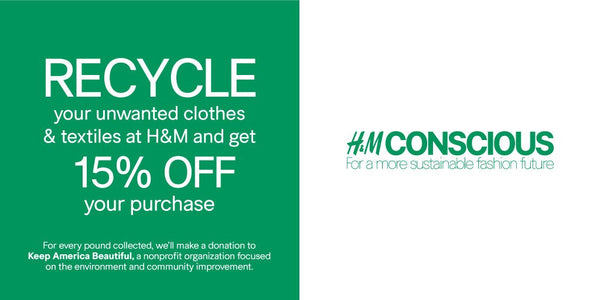 H&M Greenwashing through recycling program