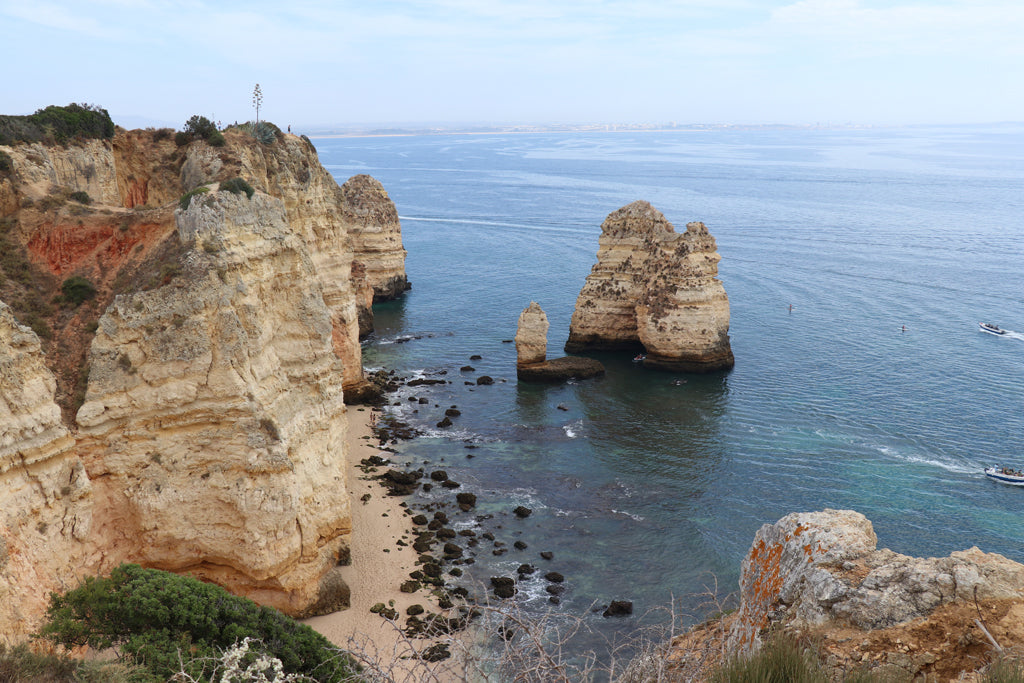 Travel to Lagos Portugal