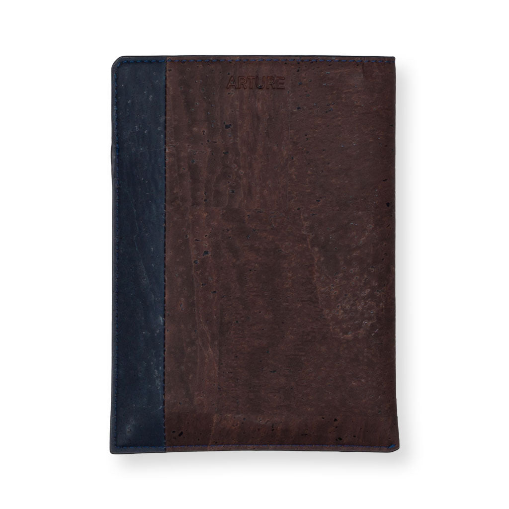 Bay Kindle Paperwhite Sleeve - Blue + Brown