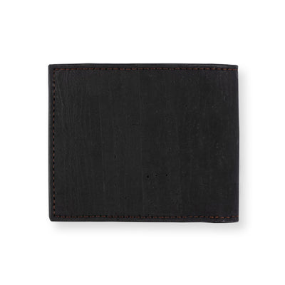 Glen Men's Coin Wallet - Black