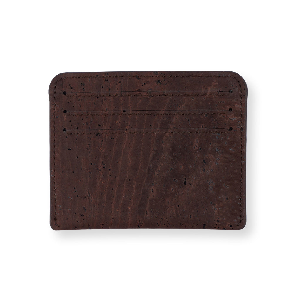 Reilly Card Case - Brown