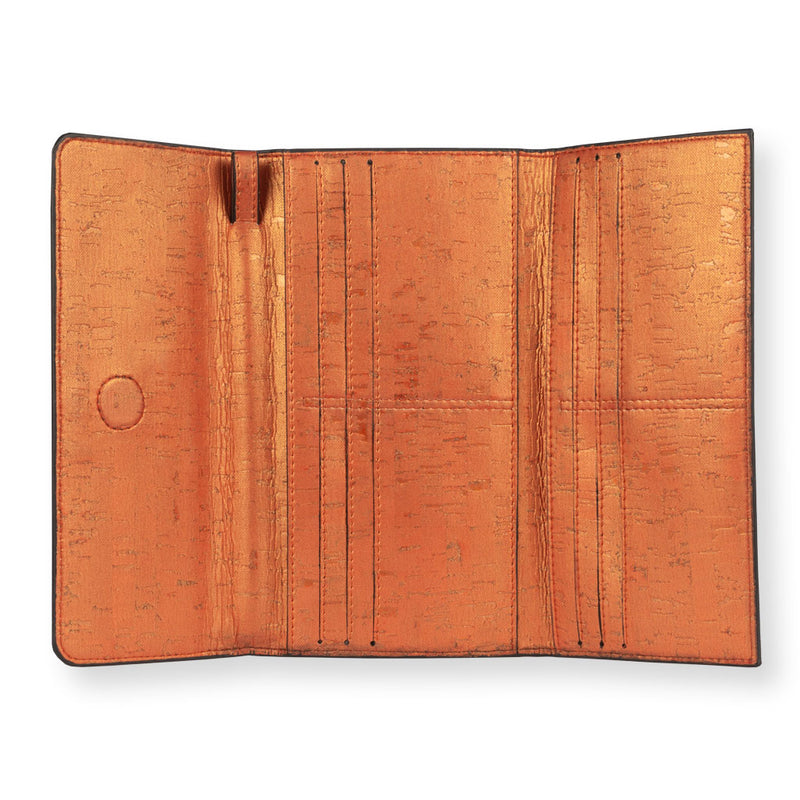Ela Trifold wallet - Sunset
