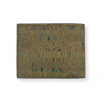 Gale Men's Slimfold Wallet - Olive