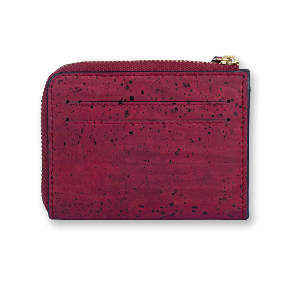 Ember Women's Pocket Wallet - Maroon