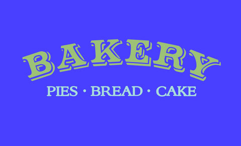 Bakery Stencil New!   10x3