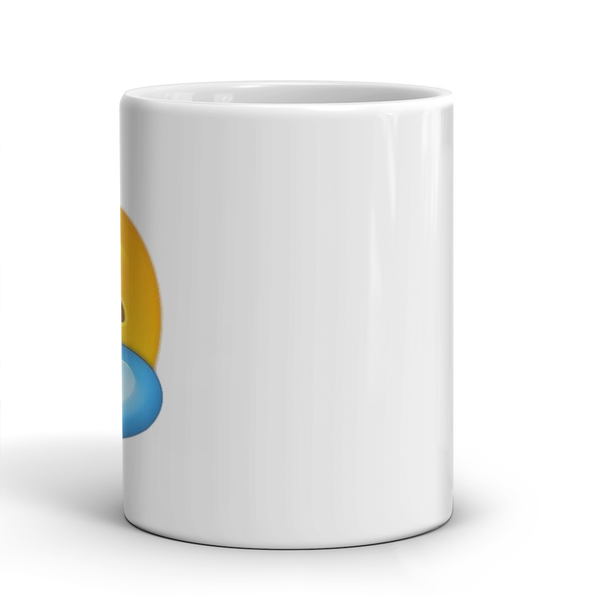 Laughing/Crying Emoji Mug