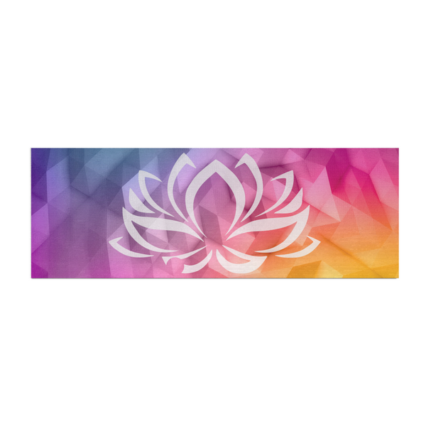 Custom Lotus Colorful Yoga Mat