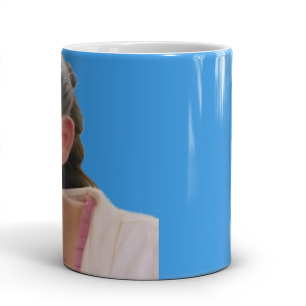 Kim K Crying Printed Mug