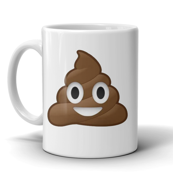 Poop Emoji - Limited Edition Mug