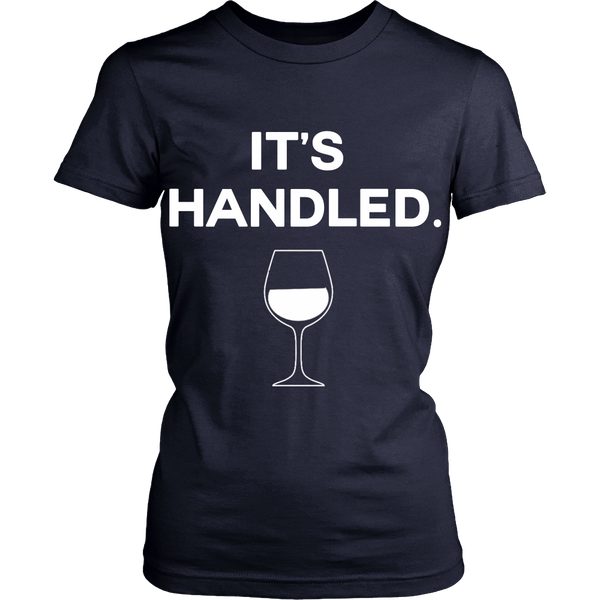 'It's Handled' Tee (Olivia Pope-Scandal)