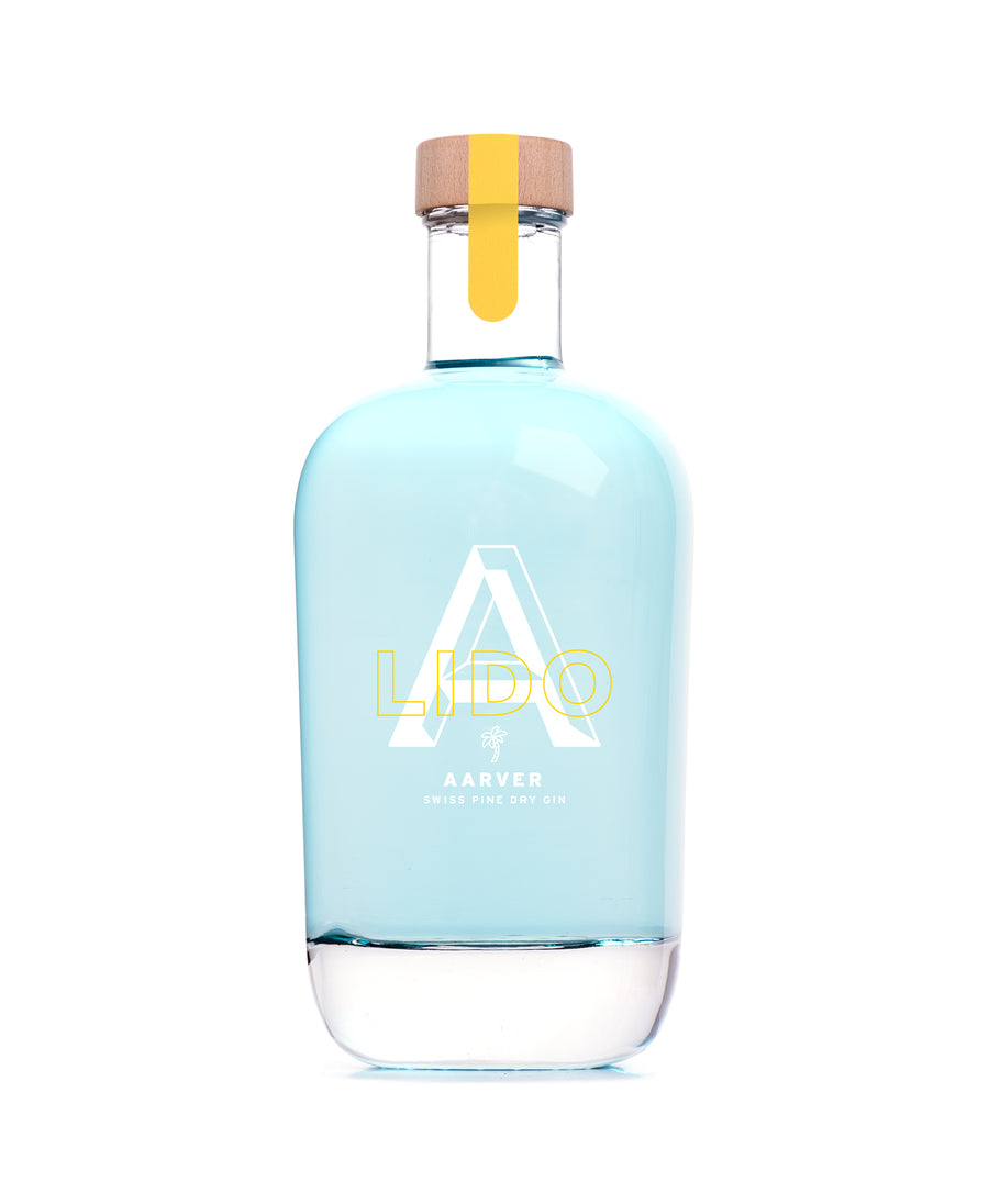 AARVER LIDO - Swiss Dry Gin