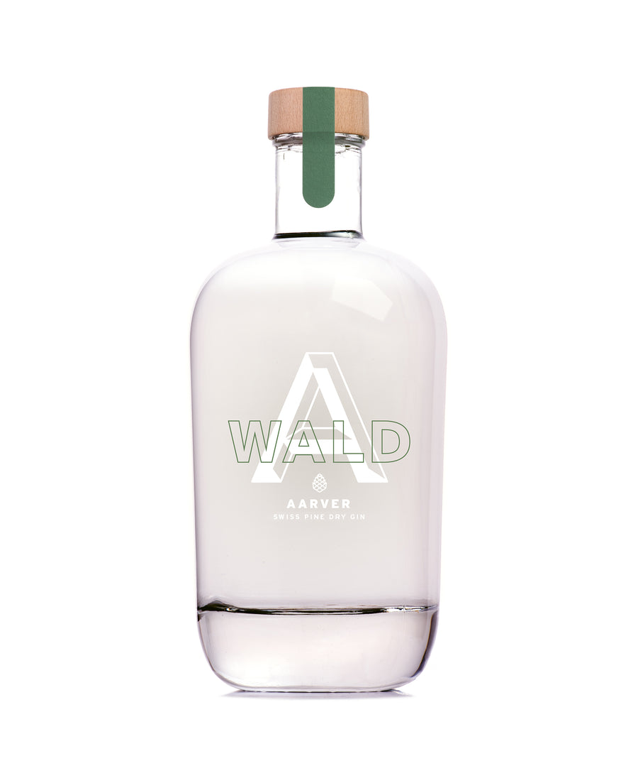 AARVER WALD - Swiss Dry Gin