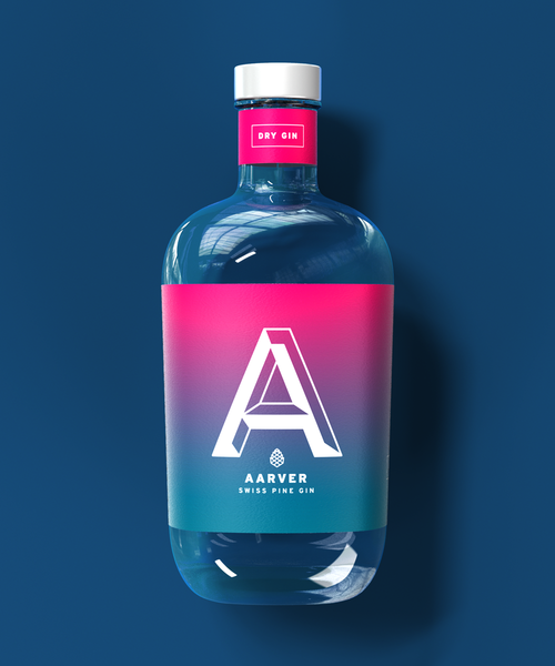 AARVER – Swiss Dry Gin