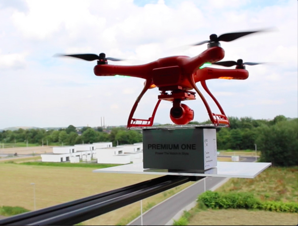 Is DBD, delivery by Drone,  the future of commerce shipping?