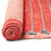 Nirvana Red Cotton Yoga Mat - Deivee